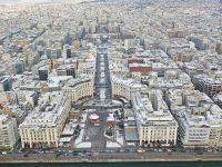 希腊遭遇寒流 恶劣天气造成多人死亡