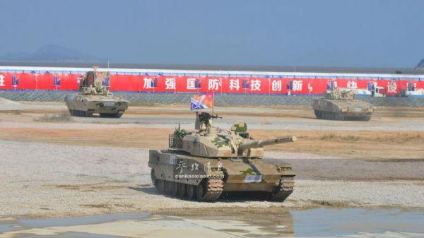 俄媒称中国轻型坦克性价比极佳 暗示越南可能考虑购买