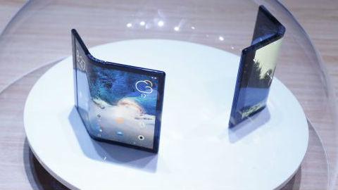 出海记|中国折叠式智能手机惊艳世界!