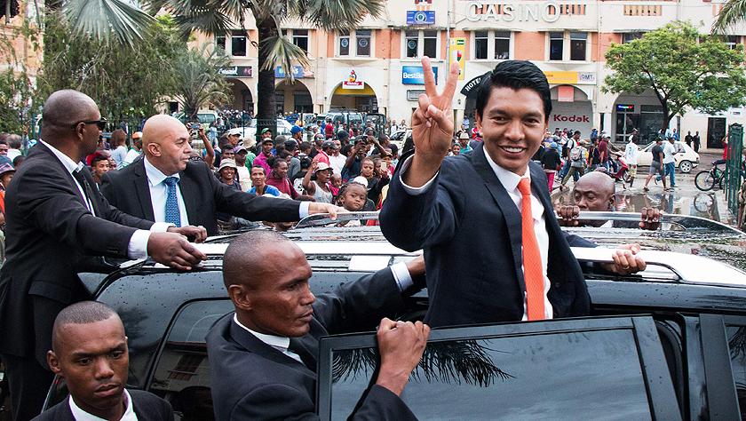 马达加斯加高等宪法法院裁定总统选举结果有效