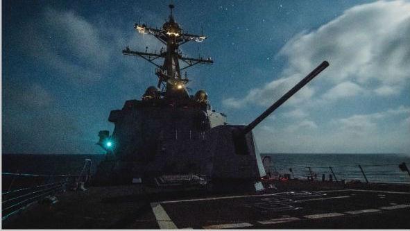 美海军青睐超高速射弹:防御选择增多 成本更加低廉