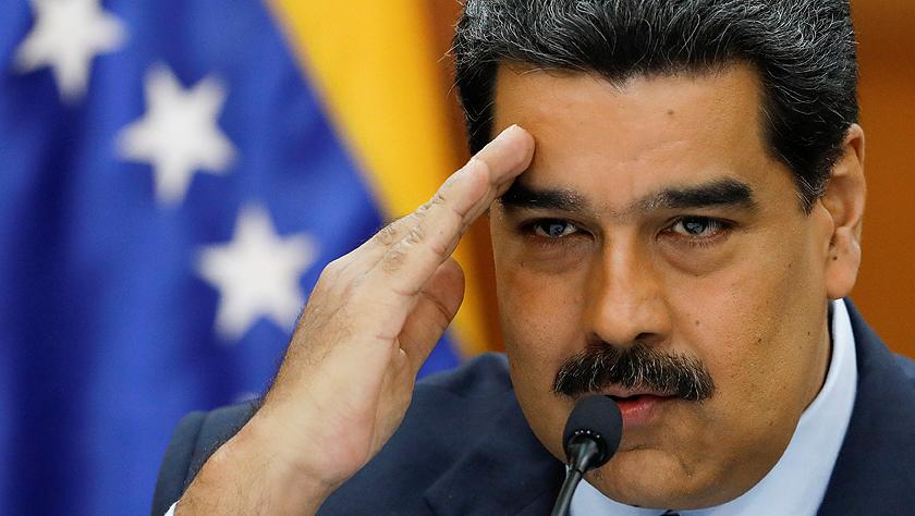 委内瑞拉总统说不排除解散议会