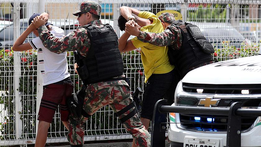 巴西塞阿拉州一周发生172起袭击事件