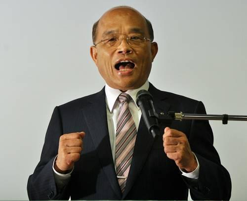 """赖清德辞职苏贞昌回锅 蔡英文拼凑""""败选者联盟""""拖时间"""