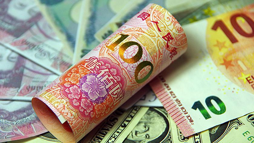 人民币汇率创汇改后最大周涨幅