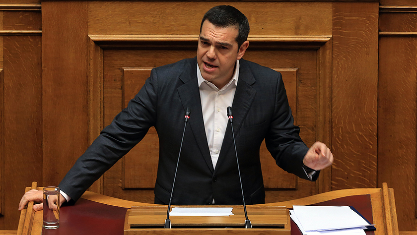 希腊议会启动信任投票程序