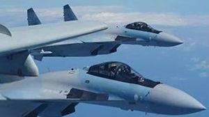空军苏-35赴南海开启新年首训 战巡南海、绕岛飞行新闻曾刷屏