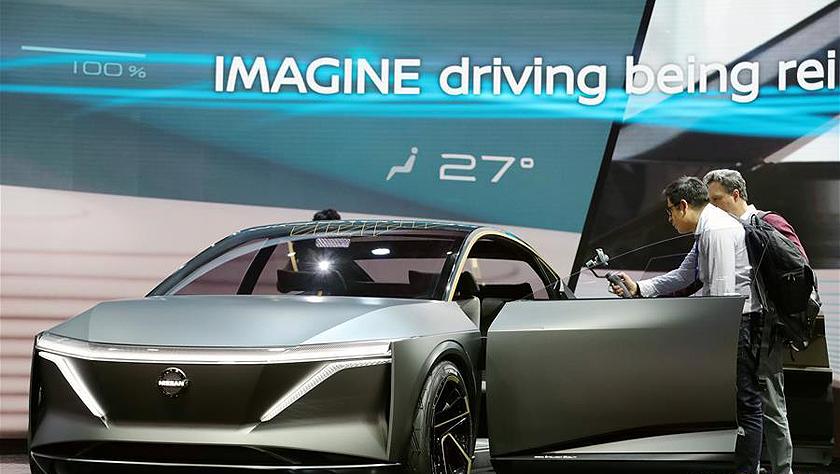 概念车亮相北美国际汽车展