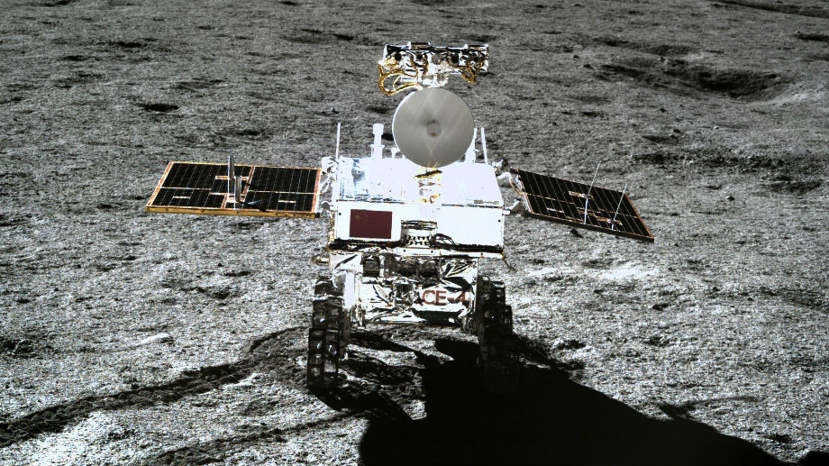 NASA为嫦娥四号站台:至今还有人相信阿波罗登月是假的