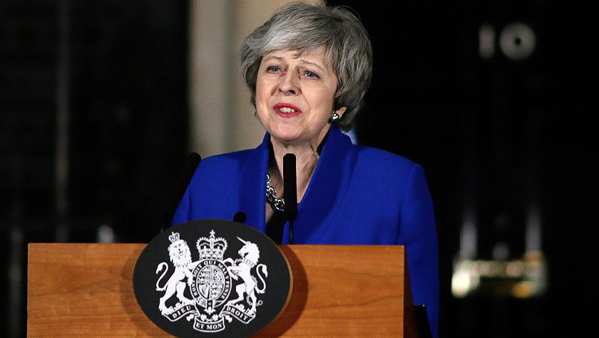英国议会下院否决对政府的不信任动议