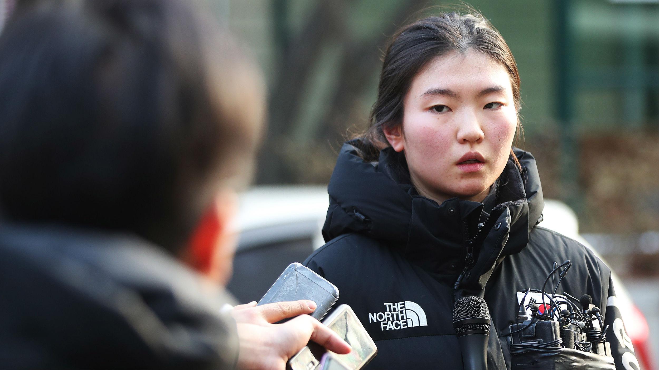 性侵、暴力和恐惧文化 韩国在奥运会上取得成功的阴暗面