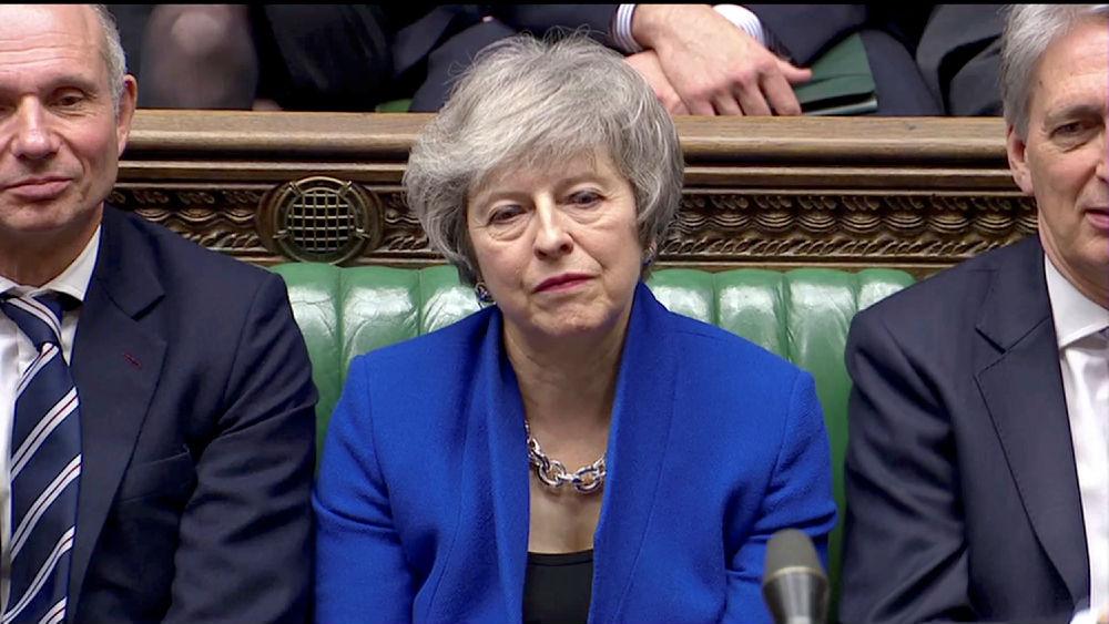 外媒:欧盟拒绝重开脱欧谈判 暗示英国或留在欧盟