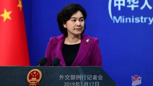 """加外长称中国扣人""""威胁所有国家"""" 中方:构成威胁的是加方!"""
