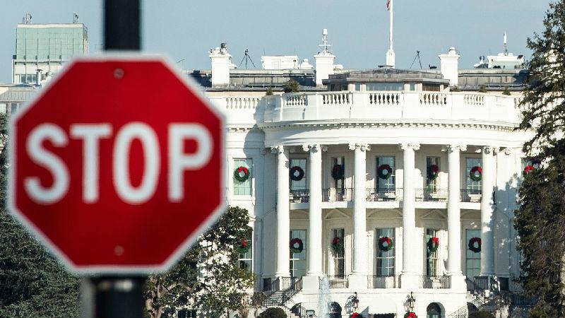 """美政府关门""""刺痛""""本国经济 第一季度增长预期或为零"""