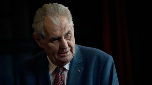 外媒:捷克高官涉华为言论冲击两国关系 总统欲访华修补