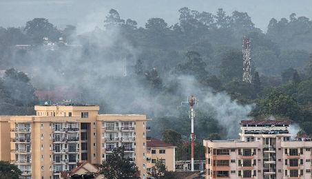 快过年了,肯尼亚的中国工地却遭遇了袭击……