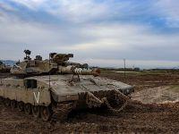 以色列成功拦截一枚向戈兰高地北部发射的火箭弹