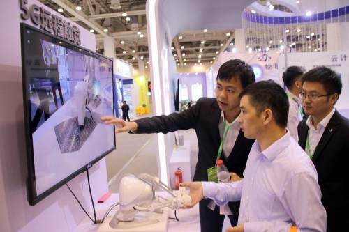 """全球5G博弈白热化,中国""""底气""""在于——"""