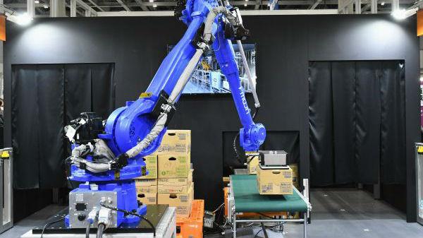 日本工业机器人遇寒冬?日媒:都怪美国挑起贸易战