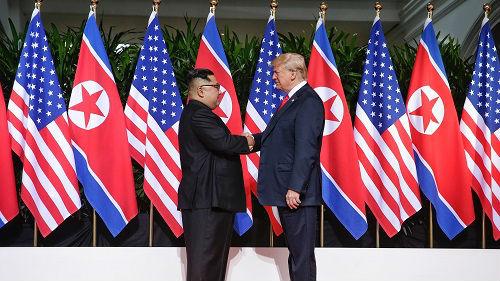 """朝韩美在瑞典会谈结束 外媒:第二次""""特金会""""进入筹备阶段"""