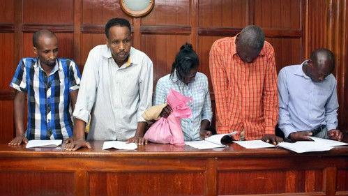 外媒:肯尼亚逮捕一加拿大公民 指其涉嫌参与恐袭