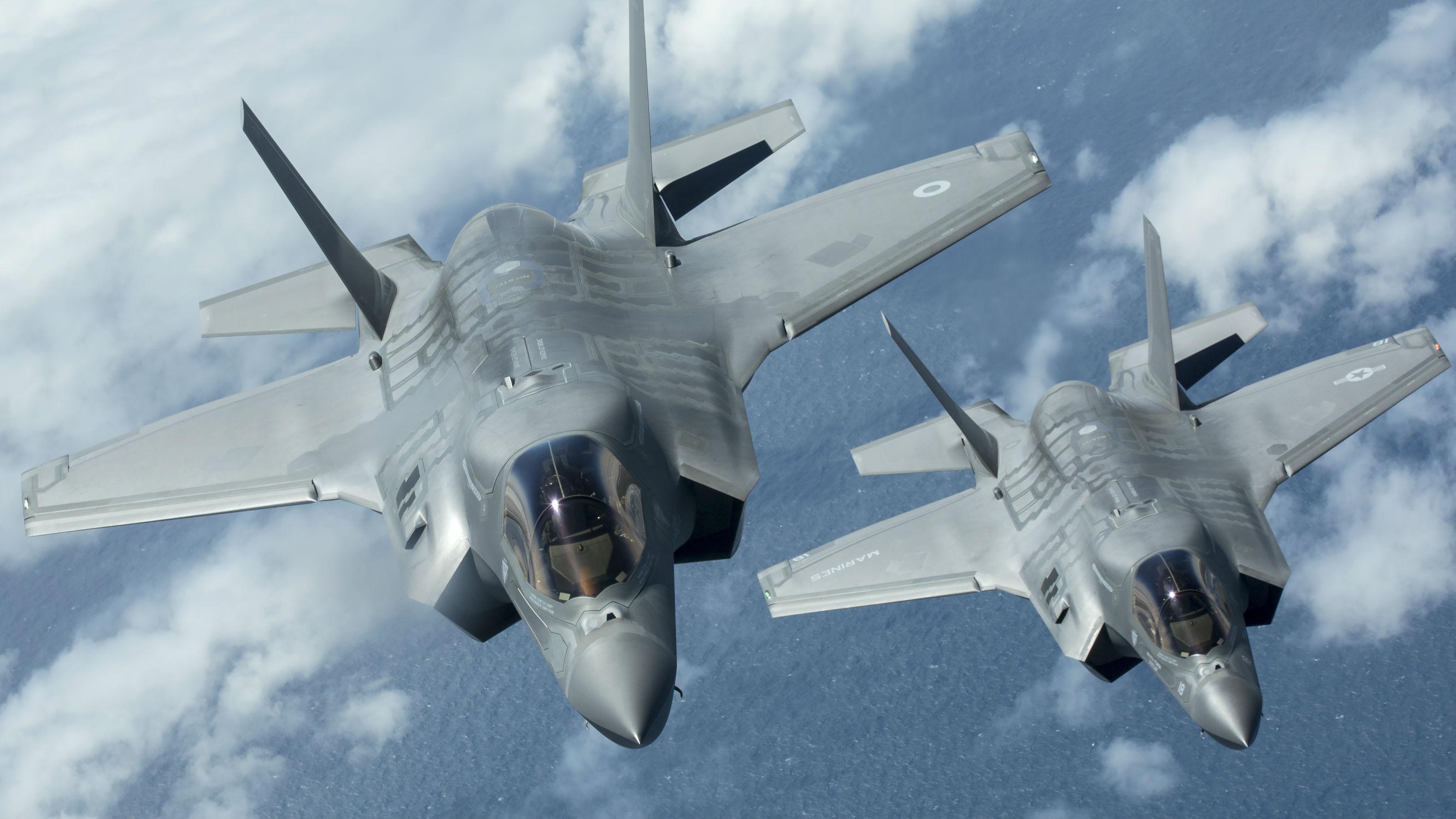 """F-35变""""飞行反导雷达""""!美军提出防御中国弹道导弹新手段"""
