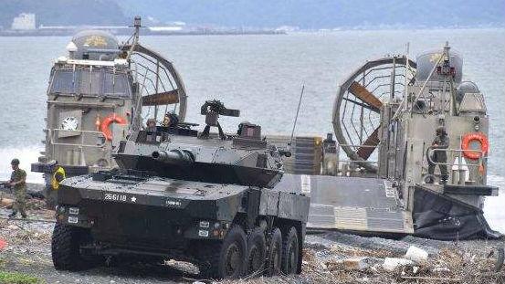 俄媒:向日本移交两岛将重创俄远东防卫