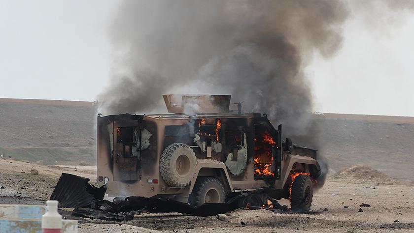 叙利亚东北部发生汽车炸弹袭击数人死伤