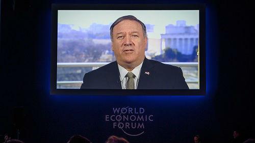 外媒:蓬佩奥乐观看待中美贸易谈判 称两国可以避免冲突