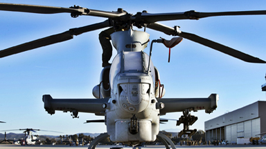 列装52年仍在服役!美接收最新AH-1武直