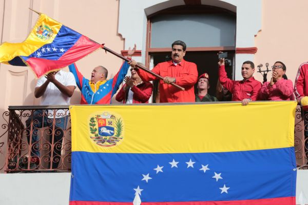 欧美多国就委内瑞拉局势站队 中方反对外部干预委内瑞拉事务