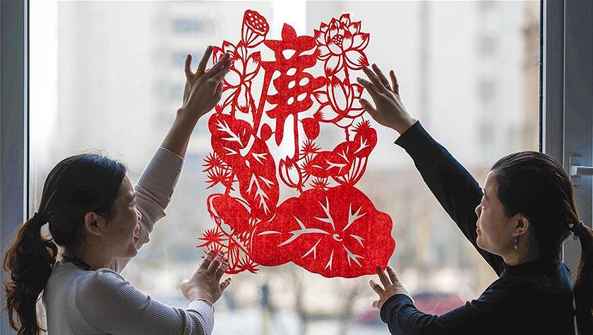 """河北枣强:春节送""""廉礼"""""""