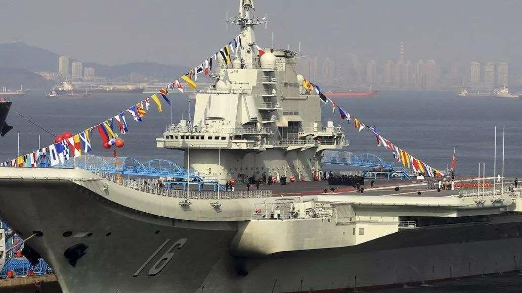 新媒:辽宁舰结束改装 或参加海军节阅舰式