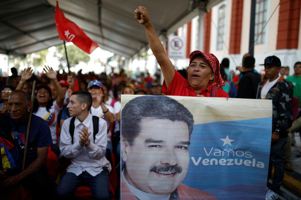 外媒:俄罗斯与美欧就委内瑞拉局势唇枪舌剑