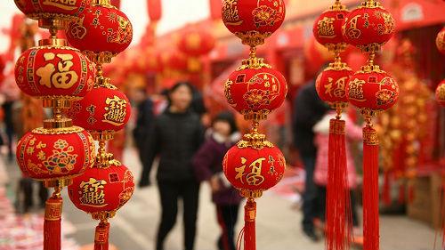 外媒关注中国将迎农历新年:春晚准备就绪 节日气氛浓