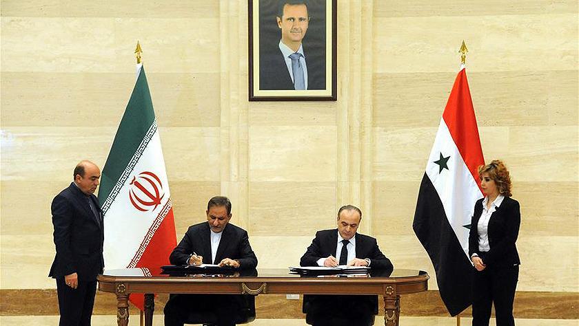 叙利亚同伊朗签订长期经济合作协议