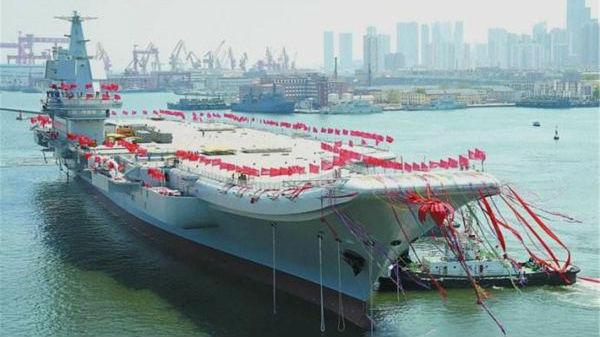 美专家:军民合力推动中国造舰业进步 电子设备仍是薄弱环节