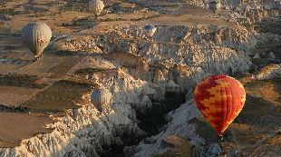 中国人春节出境游扫描丨浪漫土耳其成中国游客新宠