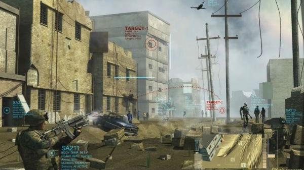 美军训练士兵与AI系统协同作战