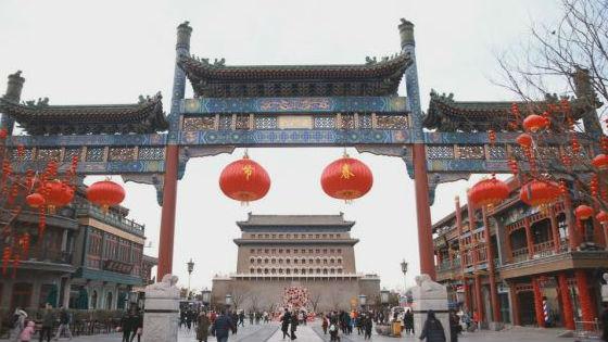 印度记者看中国春节:红红火火 繁荣幸福