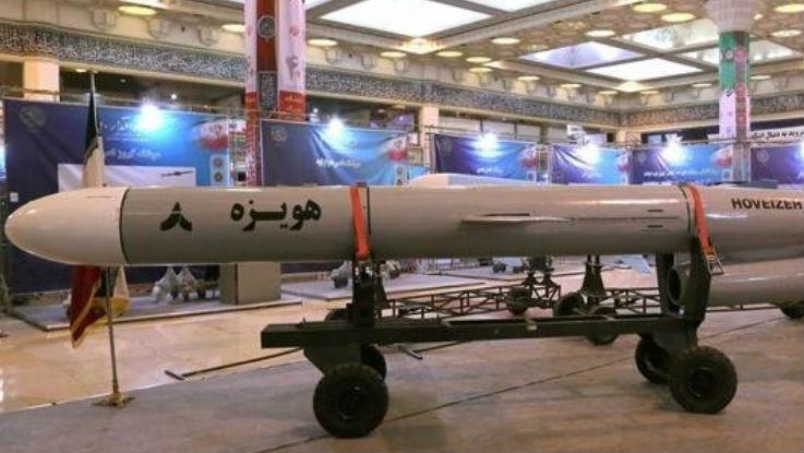 可以躲避雷达探测!外媒称伊朗新巡航导弹令以色列担忧