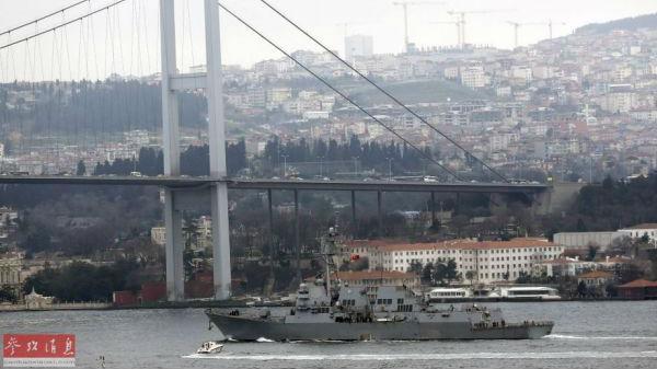 """怎样应对俄海上气力?美水师最高指挥员发起对俄""""自动反击"""""""