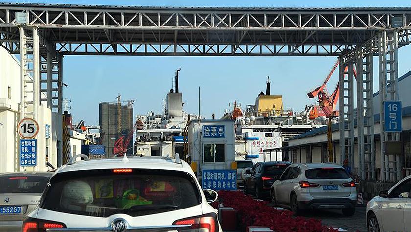 从海南到广东:体验琼州海峡过海之旅