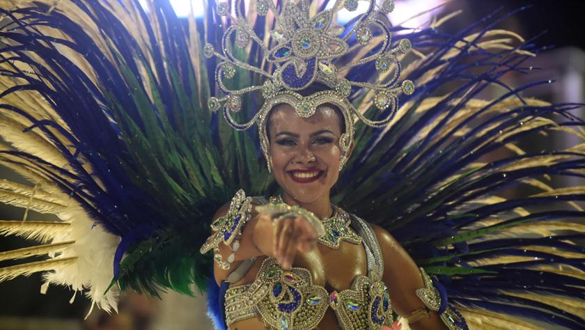 巴拉圭的狂欢节