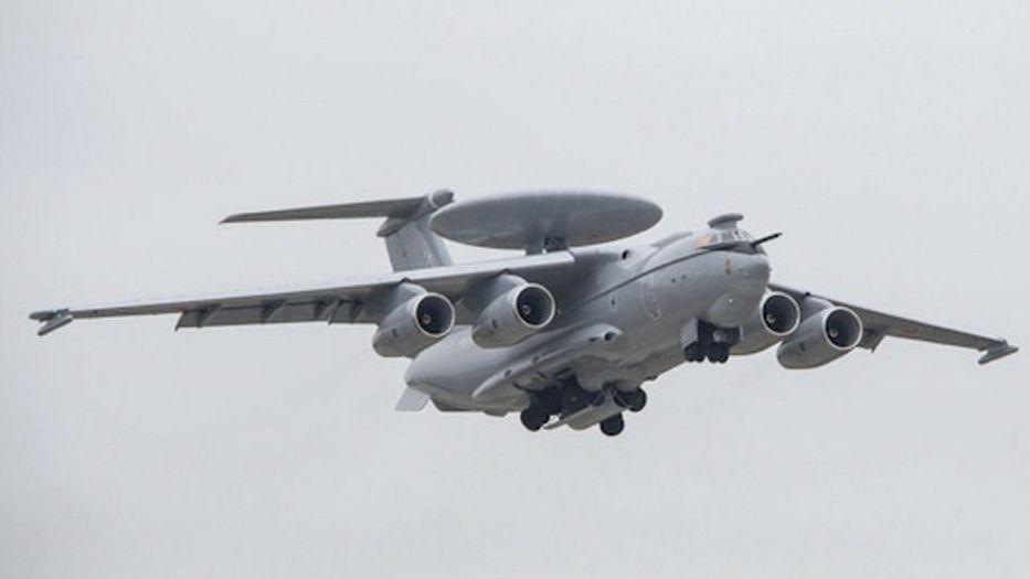 可遥控650公里外无人机!俄媒曝A-100预警机试飞细节