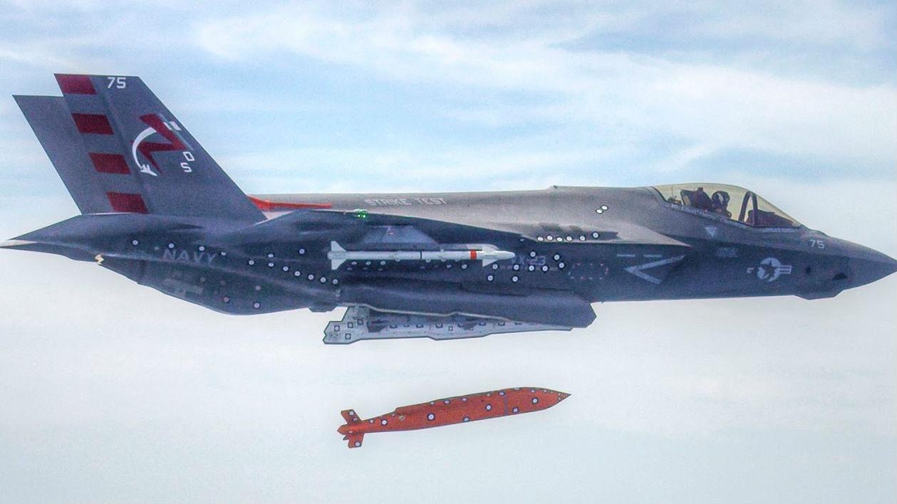 最大射程超550公里!美F-35隐身战机将配新型防区外空地导弹