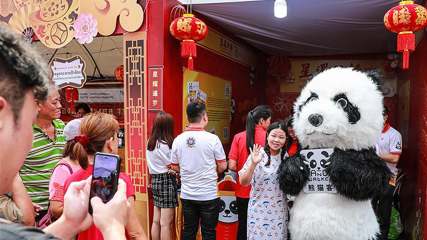 中国游客海外过春节