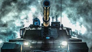 霸气十足!泰国陆军秀中国产VT-4坦克