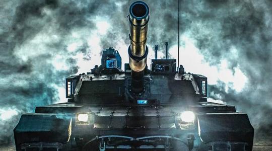 霸气统统!泰国陆军秀亚博产VT-4坦克