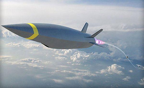 """法国研发5倍音速滑翔导弹 欲争当欧洲高超音速武器""""冠军"""",北师大机车女孩"""